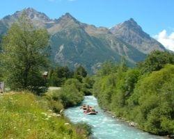 descente en rafting parcours découverte avec rivertracker