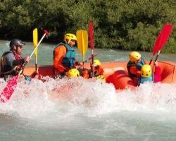 Rafting Serre Chevalier serre barbin