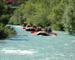 Rafting Serre Chevalier RiverTracker