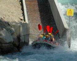 Rafting Serre Chevalier la Glissière