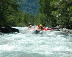 Rafting Sportif Serre Chevalier