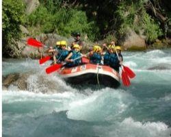 Rafting journée Serre Chevalier le rapide du montléry