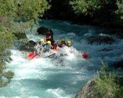 Rafting Journée avec RiverTracker
